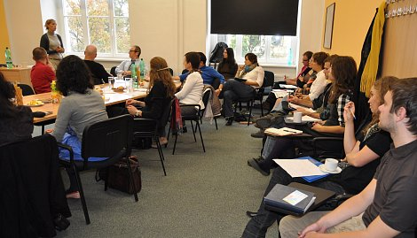 "The 10th anniversary of the conference ""Conflict in Identities, Identities in Conflict"" was hosted at our faculty on Oct 15 – Oct 16. <!-- by Texy2! --> (autor: Ali Türünz)"